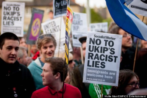UKIP's muddled sense of free expression