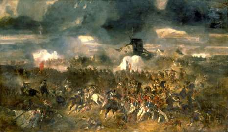Waterloo and the First World War – Timeline Twins