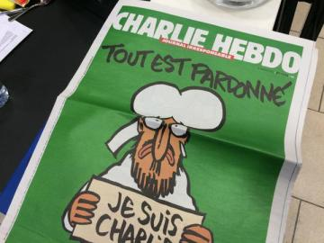 Round-up: Charlie Hebdo and the PEN Courage Award