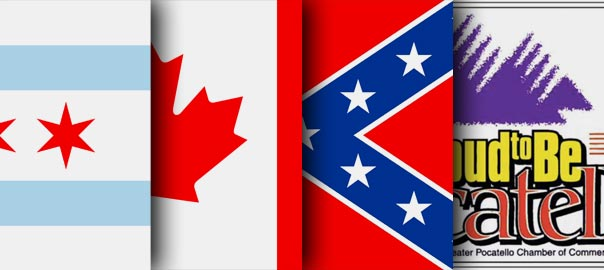 north-american-flags