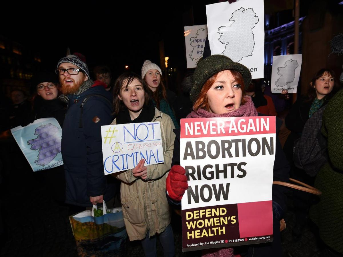 Legalising abortion in Northern Ireland is vote-neutral for the Westminster parties