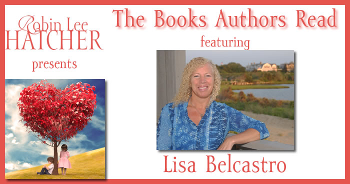 The Books Authors Read   Lisa Belcastro (and a Giveaway)