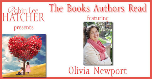 The Books Authors Read | Olivia Newport (with a Giveaway)
