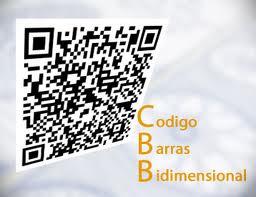 codigo de barras bidimensional