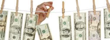 ley de lavado de dinero