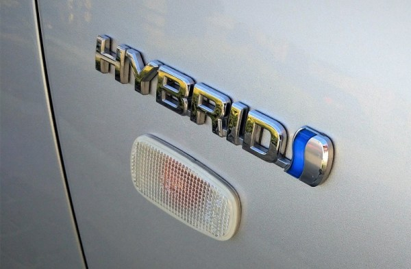 Toyota Prius Hybrid LPG