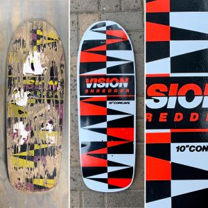 Vision Shredder Team Deck