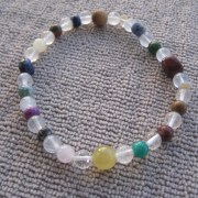 Shield Stone™ Bracelets Light Stones