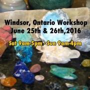 Windsor Ontario Workshop
