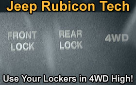 teaser Jeep Rubicon Locker Bypass