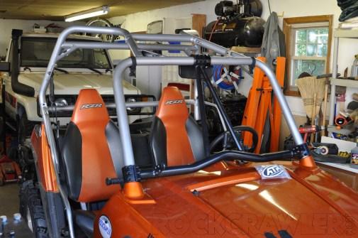 ATR Dash Bar   RockCrawler RZR