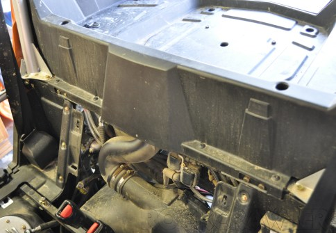 D&L Machine RZR Air Box
