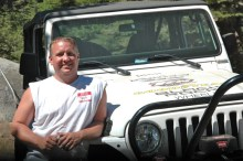 JJ60 JeffSaari JeepWinner 220x146 Great Weekend of Celebration for 60th Jeepers Jamboree