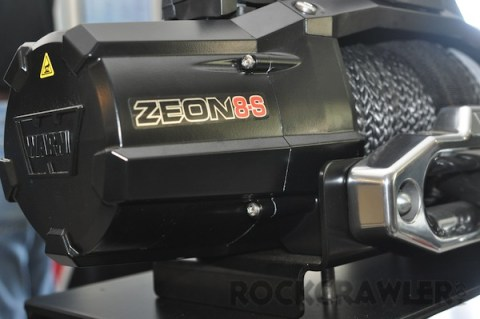 WarnZeonWinch 01 480x319 Quick and Dirty: NEW Warn Zeon Winch Series