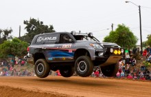 "2012 Baja 1000 Joe 1 220x142 Joe Bacal and Lexus Capture Second Consecutive SCORE Baja 1000 ""Peninsula Run"" Victory"