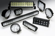 SuperBrightLED OffRoadLights 220x146 Economical High Powered LED Lights for On and Off Road Vehicles