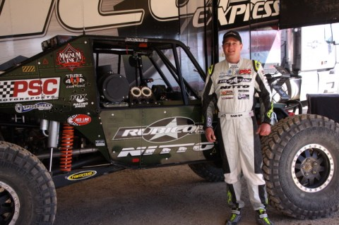 Jason Scherer Rubicon 1 480x319 Jason Scherer Will Start on Pole Position of 2013 Griffin King of the Hammers