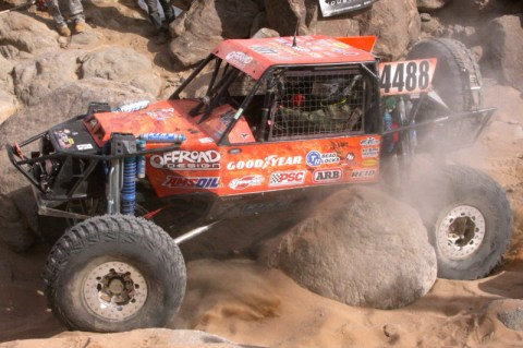 Offroad Design KOH 13 480x319 OffRoad Design Stephen Watson Maintains Solid Race Pace at 2013 King of the Hammers