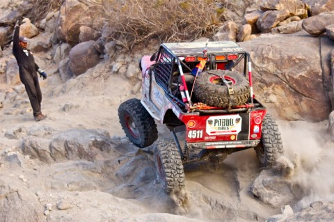 Alan Johnson KOH 4511 480x319 LetzRoll Offroad Racing Ultra4 Finishes 2013 King of the Hammers and Three Every Man Challenge Cars Fight to the End