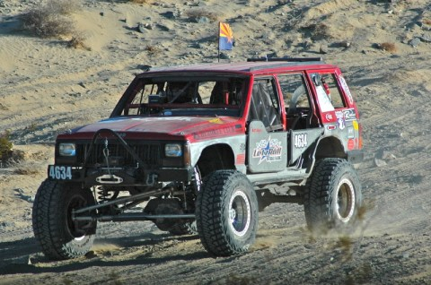 Matt Salyers KOH 4634 480x318 LetzRoll Offroad Racing Ultra4 Finishes 2013 King of the Hammers and Three Every Man Challenge Cars Fight to the End