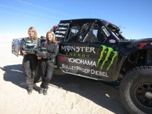 Heidi Steele Jessica McMillin. Photo by Tim Sanchez 220x165 Baja 500 Preview with Yokohama Tire Corporation's Off Road Racing Teammates Heidi Steele and Jessica McMillin