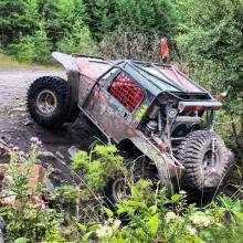 Acerni Car 220x220 Acerni Repeats ULTRA4 Win at UKs 2013 King of The Valleys