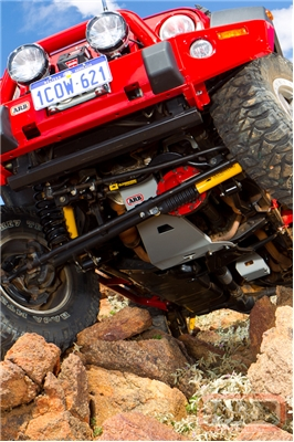Jeep JK ARB Skid