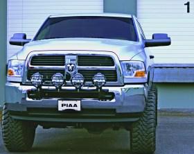 PIAA Dodge light bar
