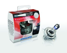 Philips X-tremeVision headlamp bulb