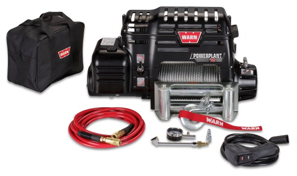 Powerplant12 Kit 600x356 WARN INDUSTRIES TO UNVEIL NEW POWERPLANT 9.5 AND 12 ALONG WITH PREMIUM ACCESSORIES AT THE 2013 SEMA SHOW