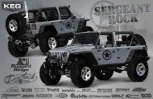 Sergeant Rock Jeep JK