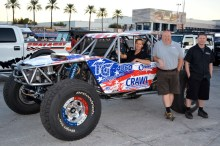 CRAWLmerica Matt Messer 220x146 CRAWLmerica to be Driven by Matt Messer at 2014 King of the Hammers