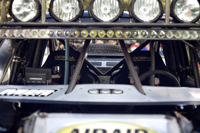 matt 2 800x533 SEMA 2013: MLR Raceworks Class 6 Race Truck
