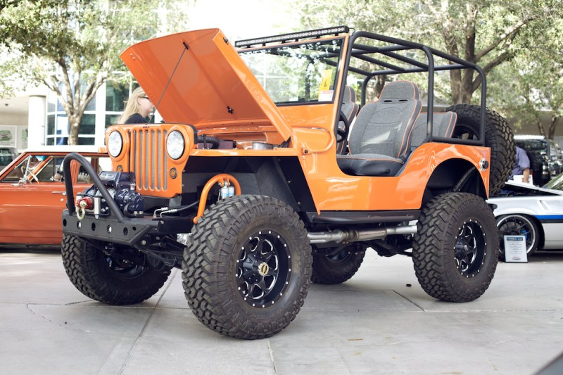 sema2013offroad 2 800x533 SEMA 2013: 40 Awesome Off Road Vehicles