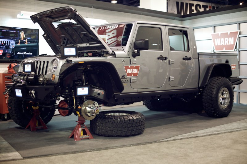 sema2013offroad 20 800x533 SEMA 2013: 40 Awesome Off Road Vehicles