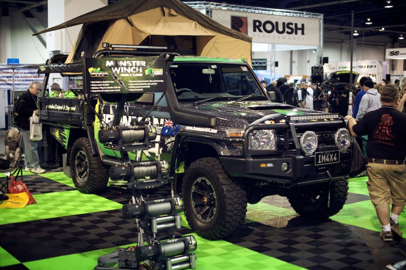 sema2013offroad 24 800x533 SEMA 2013: 40 Awesome Off Road Vehicles