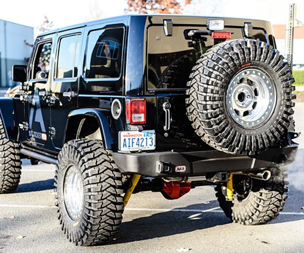 RockCrawler.com - ARB New Product Preview Jeep JK Wrangler Bumper \u0026 Tire Carrier | IH8MUD Forum & RockCrawler.com - ARB New Product Preview: Jeep JK Wrangler Bumper ...