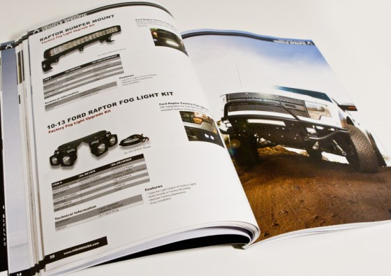 VisionX - Product Catalog - Vehicle Specific