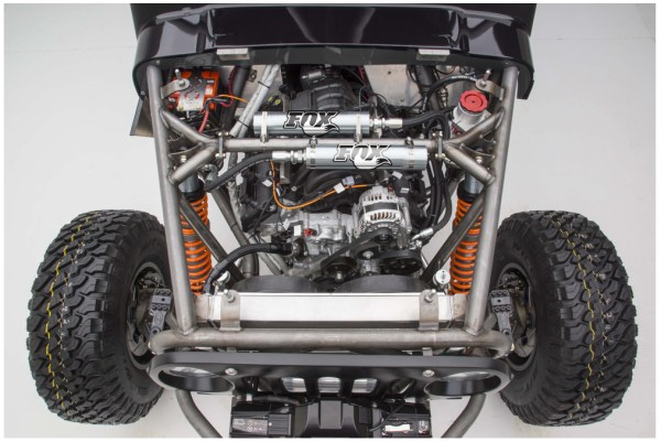 1FOX KOH Spec Ultra4 2014 600x401 FOX Selected as Exclusive Suspension Partner of ULTRA4 Spec Class
