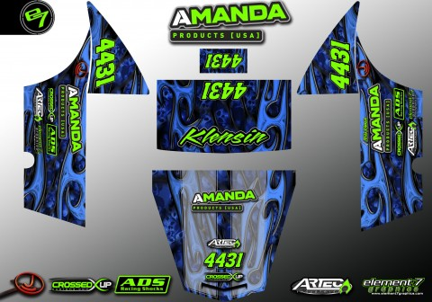 RockinJ_Klensin Amanda Products