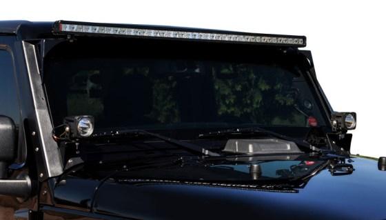 VisionX Jeep Wrangler JK
