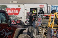WARN Booth KOH 2013 220x145 Warn Industries Offers 2014 Griffin King of the Hammers Contingency