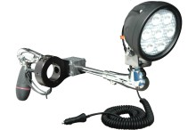 bcml led 21r pr01 220x146 New Bar Clamp Mounted LED Spotlight Released by Larson Electronics