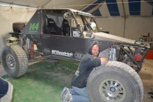 Chicky Barton King of the Hammers 220x146 BFGoodrich® Tires Starts Pre Running at King of the Hammers
