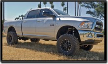 ICON Ram 3500 with coilovers 220x132 ICON RAM 2500/3500 Coilover Conversion Systems