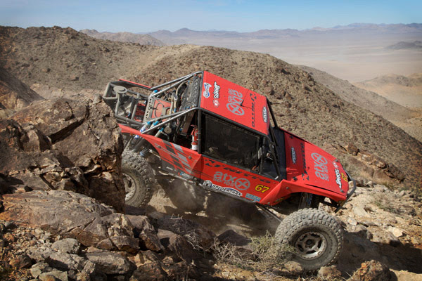 King Shocks KOH 03 King Shocks Reign Dominant at 2014 King Of The Hammers