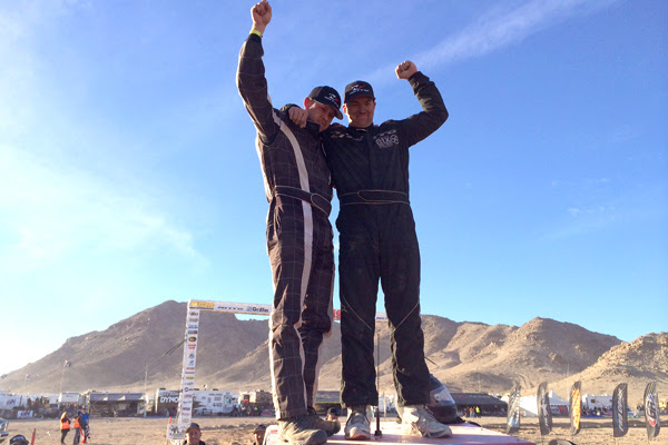 King Shocks KOH 04 King Shocks Reign Dominant at 2014 King Of The Hammers