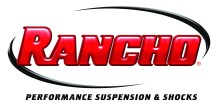 Rancho 220x109 Rancho® Announces Official Partnership with ORBA in an Effort to Help Benefit Off Road Community