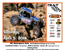 SW2 4.05.14 220x169 Dirt Riot 4x4 Heads Back to Arizona for Round Two of Southwest Series