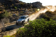 fox vehicle photo08 220x146 FOX Expands Product Offerings with Evolution Series IFP Shocks for Jeep Applications